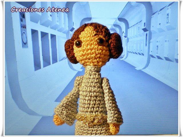 Creaciones Atenea: En una galaxia muy, muy lejana...