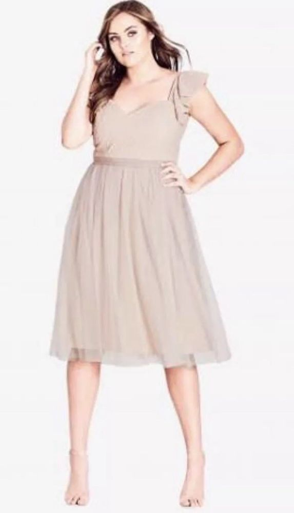 6061c6dbcaa71 City Chic Tender Kiss Dress Sz XL 22  fashion  clothing  shoes  accessories   womensclothing  dresses (ebay link)