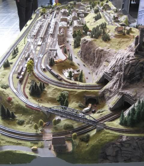 N gauge report Intermodellbau Dortmund April 13th-17th - many pics