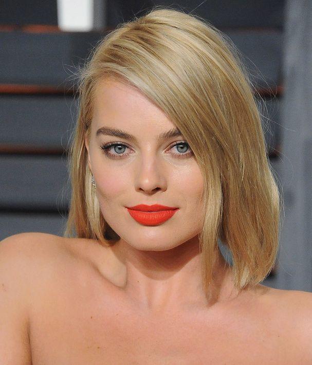 Le make-up de Margot Robbie