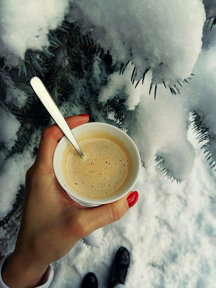 Winter#coffee