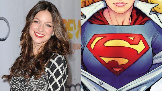 'Glee,' 'Whiplash' Breakout Set as CBS' 'Supergirl'