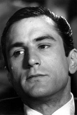 Robert De Niro is mad talented..He is one of the best actors of his generation