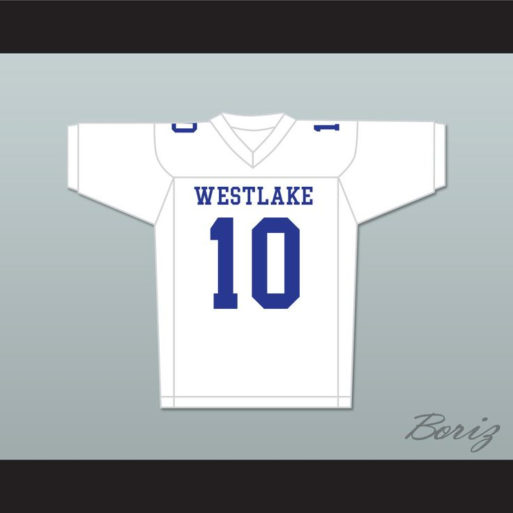 Cam Newton 10 Westlake High School Away Football Jersey. STITCH SEWN GRAPHICS  CUSTOM BACK NAME CUSTOM BACK NUMBER ALL SIZES AVAILABLE SHIPPING TIME 3-5 WEEKS WITH ONLINE TRACKING NUMBER Be sure to compare your measurements with a jersey that already fits you. Please consider ordering a larger size, if you plan to wear protective sports equipment under the jersey. HOW TO CALCULATE CHEST SIZE: Width of your Chest plus Width of your Back plus 4 to 6 inches to account for space for a loose fit…