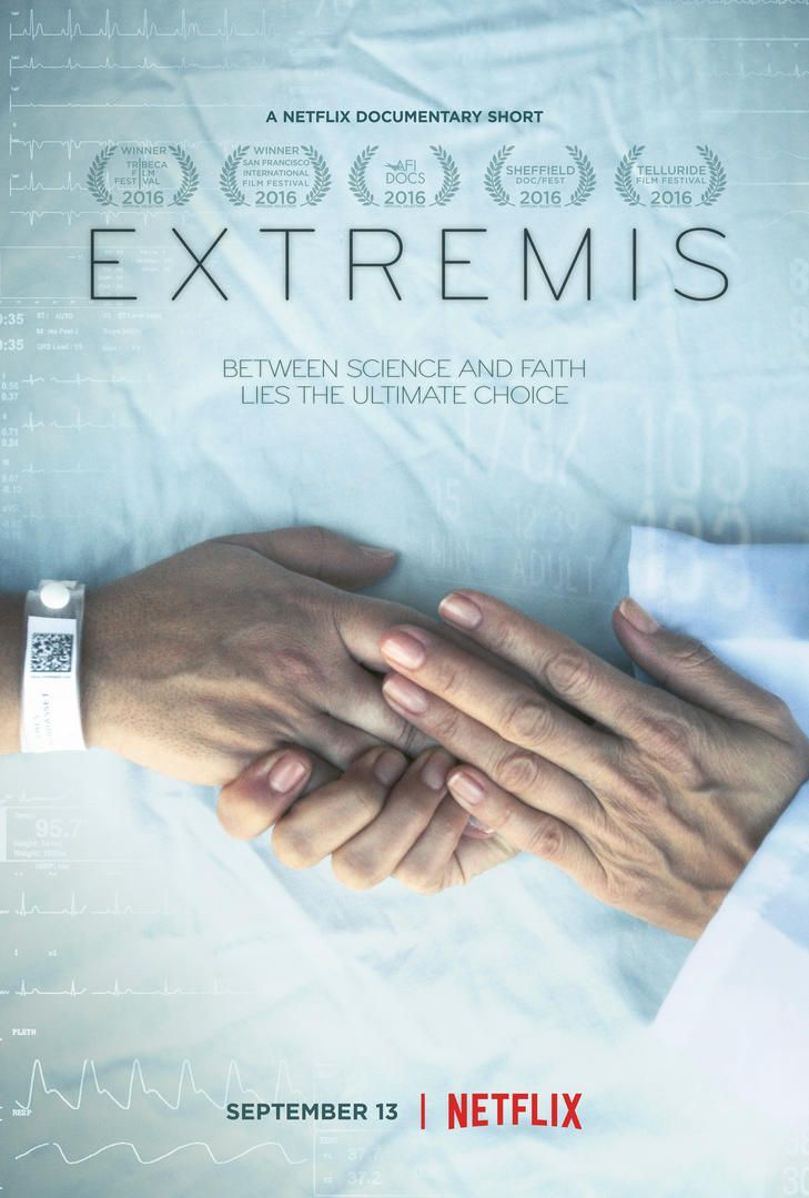 """Face heart-wrenching decision through """"Extremis"""" Short Documentary on Netflix"""