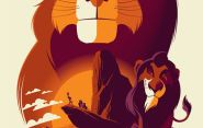 The Lion King by Tom Whalen