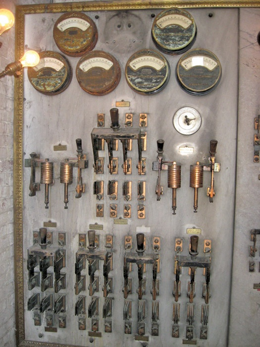 35 best images about biltmore mansion sub basement on for Best electrical panel for house