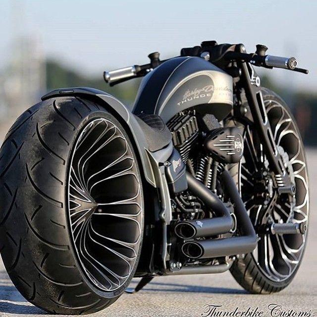 Wow Loving This #Motorcycle Follow @ForgottenExotics @ForgottenExotics • #ModernBallers pic via @thunderbikecustoms