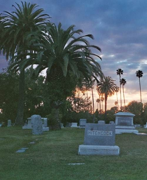 Hollywood Forever Cemetery. As the final resting spot of luminaries like Alfred Hitchcock and Dee Dee Ramone, it's no wonder that this graveyard is one of the most haunted places to visit in Los Angeles. There are numerous ghosts here, from a weeping woman who appears by a lake (it's said that she is the spirit of Virginia Rappe), to groups of unknown people dressed in period clothing.