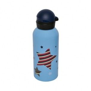 Bobble Art - Drink Bottle - Small - Multi Star
