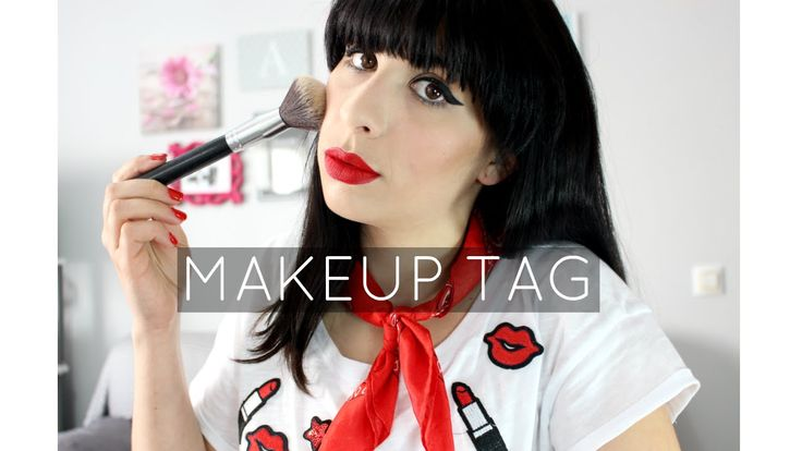 Makeup Tag | Be Creative Be You