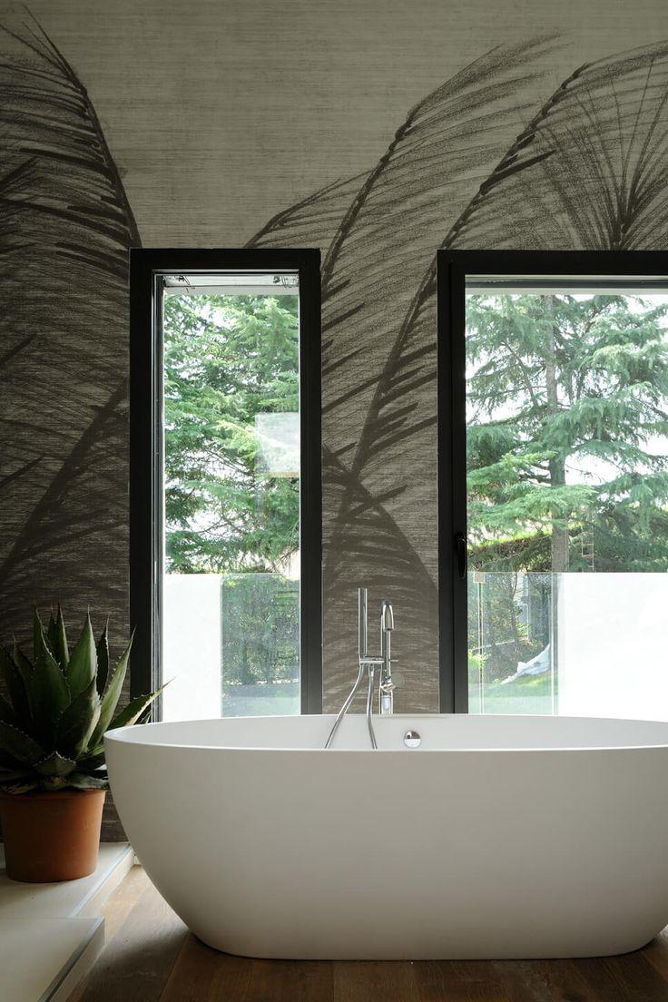 House in Sainte-Foy-lès-Lyon, France | by Claude Cartier Studio