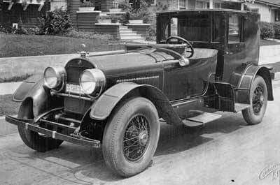 1924 Cadillac with a Murphy body