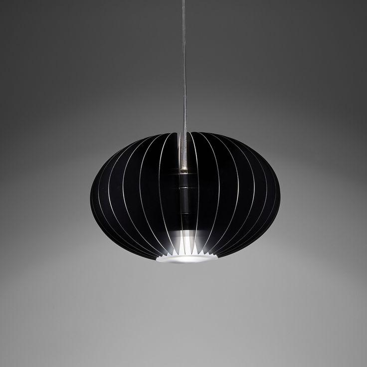 Blume S - Apparecchio LED a sospensione/soffitto. designed by Puraluce