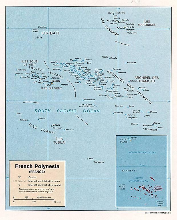 Polinesia Francese - Wikipedia