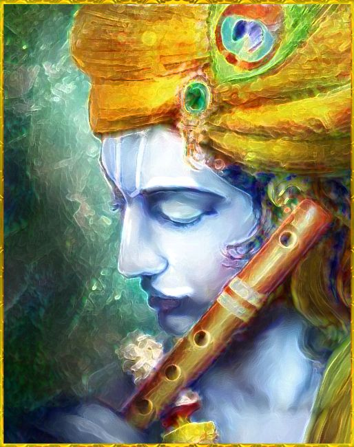 Image result for krishna in meditation