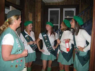 Girl Scout Costume DIY | Girl Scout Song Make New Friends