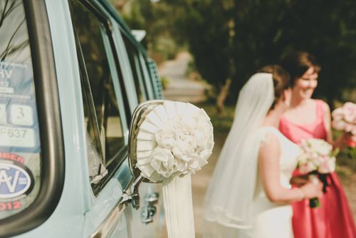 The view from the rear view mirror... #kombilove