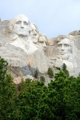Mt. Rushmore, SD Campgrounds