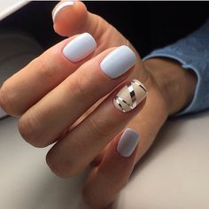 Beautiful nails 2017, Beige and pastel nails, Cool nails, Fall nail ideas, Nails…