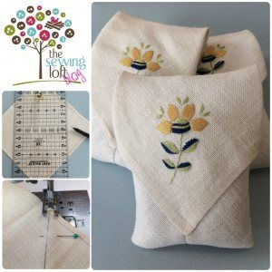 """This easy """"How To"""" is perfect for a quick Mother's Day Gift.  Bonus, your sewing room with smell amazing!"""