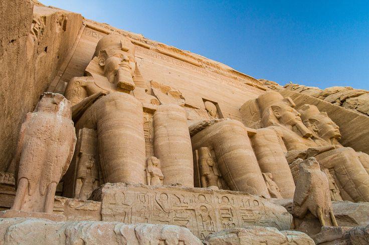 Tempio di Abu Simbel, Offerte viaggi in Egitto http://www.italiano.maydoumtravel.com/Offerte-viaggi-Egitto/4/1/22