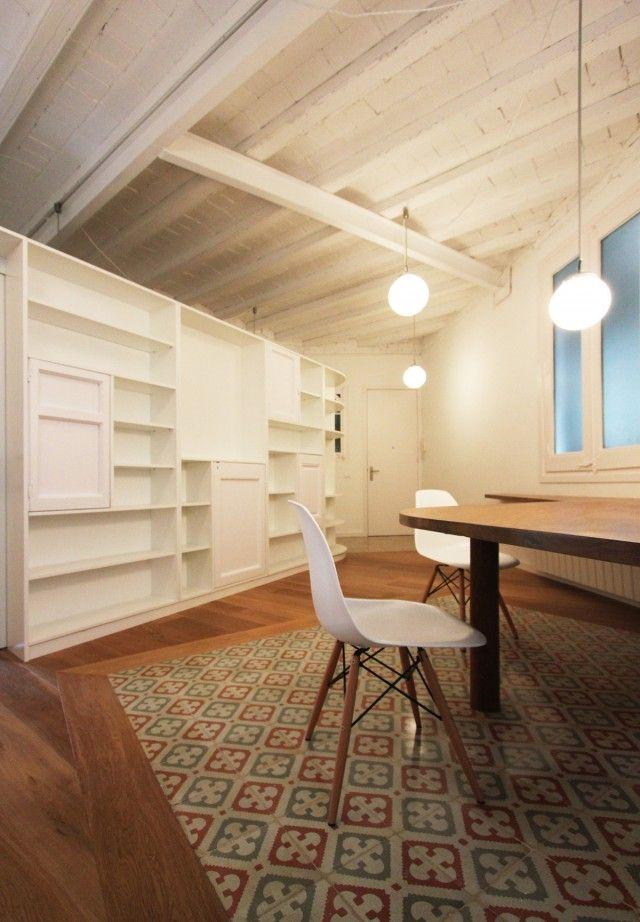 Laura Bonell > Reforma de un piso en c/ Rosselló, Barcelona