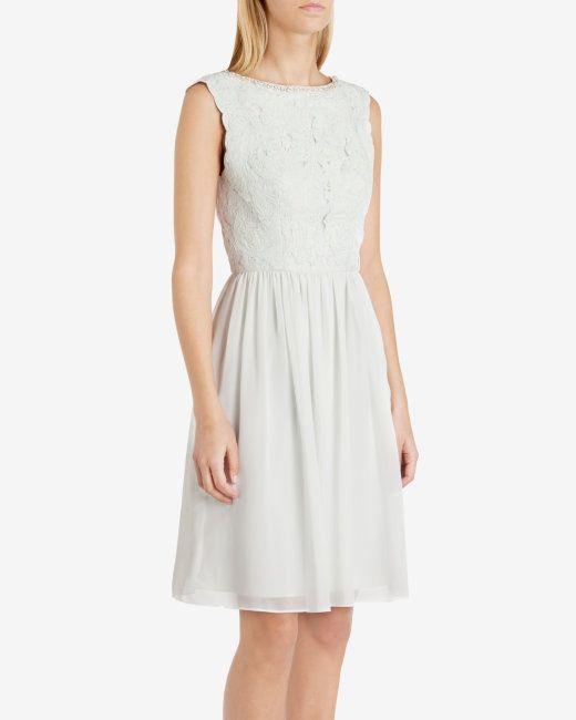 Embellished lace bodice dress - Mint | Dresses | Ted Baker UK