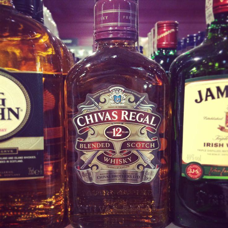 Chivas whisky