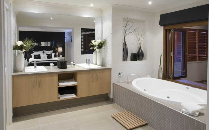 Newhaven Ensuite 1, New Home Designs - Metricon