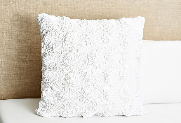 17 Best Images About White Euro Pillow Shams On Pinterest