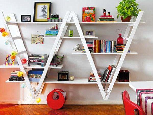 Easy Cheap DIY Bookshelf - Very cool!