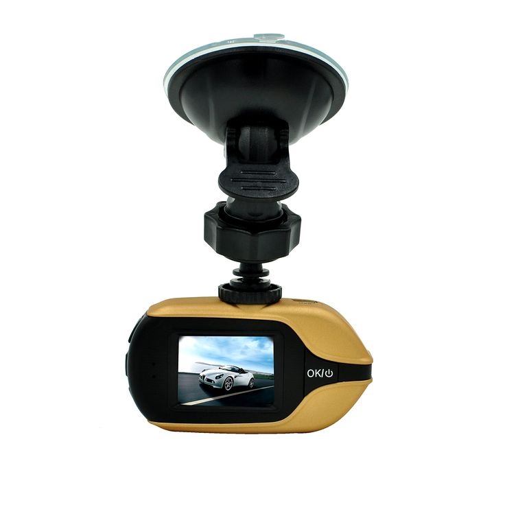 Napoer Car Black Box Traveling Driving Data DVR Recorder Camcorder Night Vision Vehicle Camera With 120 Degree Angle View Golden. Ultra mini of 1.5 Inch TFT LCD Display. 120-degree lens provides ultra wide vision. Loop video recording, deleting old files and then recording new ones automatically. Built-in G-sensor, it can keep images forward direction though camera is backward. Built-in speaker and microphone.
