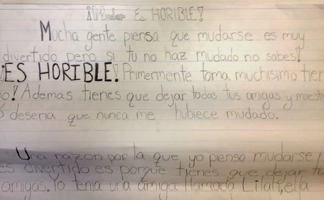 personal essay in spanish At some point, you may be required to write a personal essay  college and law  school writing courses and has a master's degree in english and a law degree.
