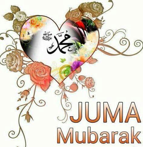 Jumma Mubarak: