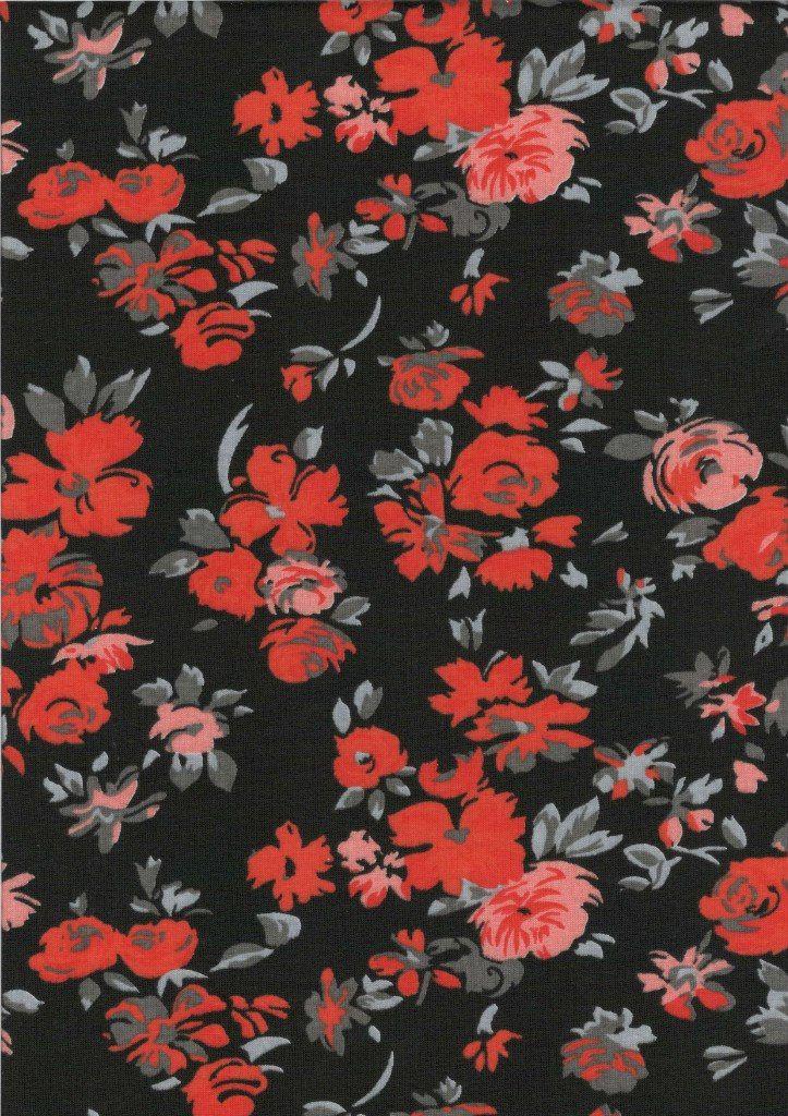 3137-1 - букет розы двухцветный + листики двухцветные 2-нитка OE 100% х/б; 180 см; 190 гр; начёс - 7 $