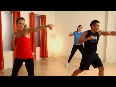 Best of all, you don't need any equipment to do this workout, so no excuses. Press play and get ready to punch your way fit.      Subscribe to POPSUGAR Fitness  http://www.youtube.com/subscription_center?add_user=popsugartvfit    Visit our website for more great wo...