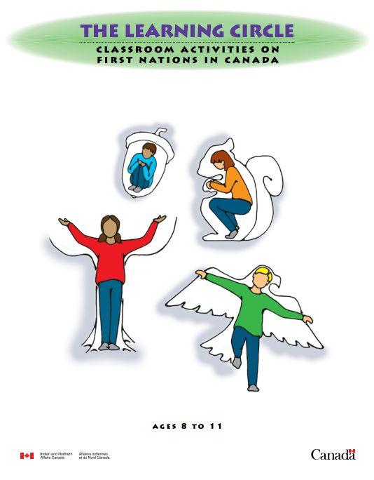 Classroom Activities for First Nations in Canada
