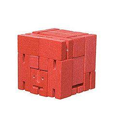 top3 by design - Areaware - David Weeks - cubebot extra large