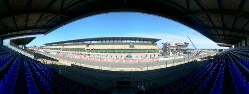Calm before the storm - Le Mans 2015