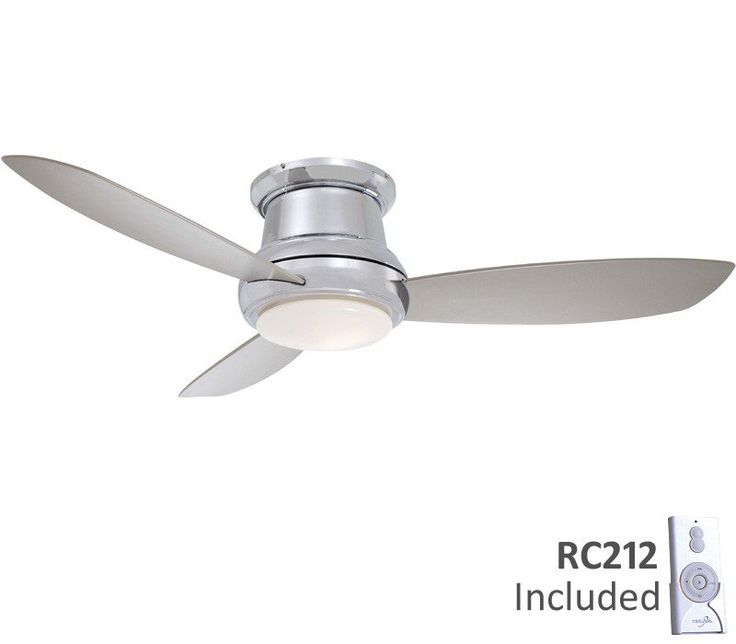 As the name implies - a taste of things to come. Simple in style yet ingenious by design. The Concept ceiling fan requires 75% less time and labor to assemble than conventional ceiling fans. Installing a Minka Aire Concept is made easy with our installation video and article.