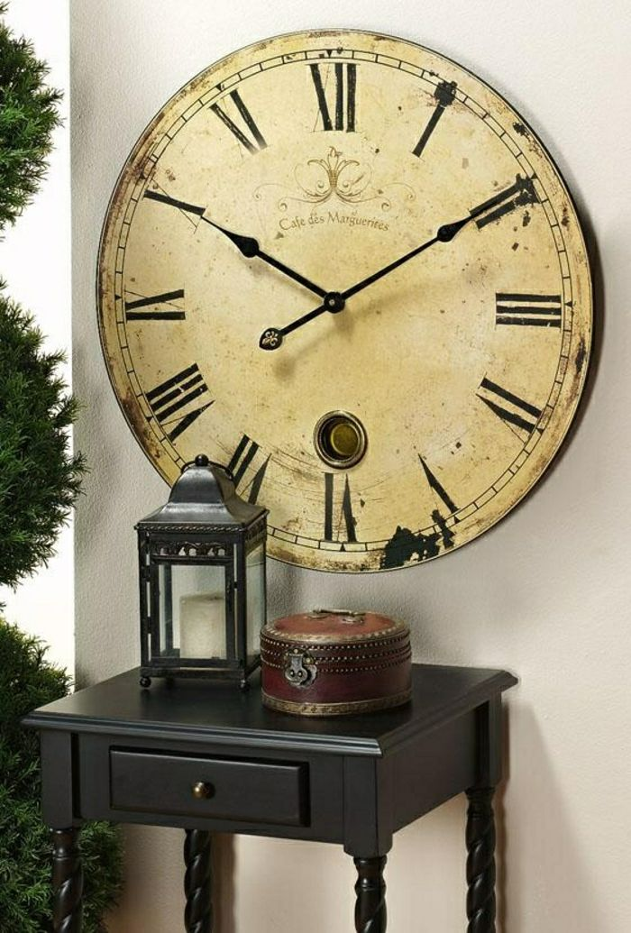 les 25 meilleures id es de la cat gorie horloge moderne sur pinterest horloges diy m tal et. Black Bedroom Furniture Sets. Home Design Ideas