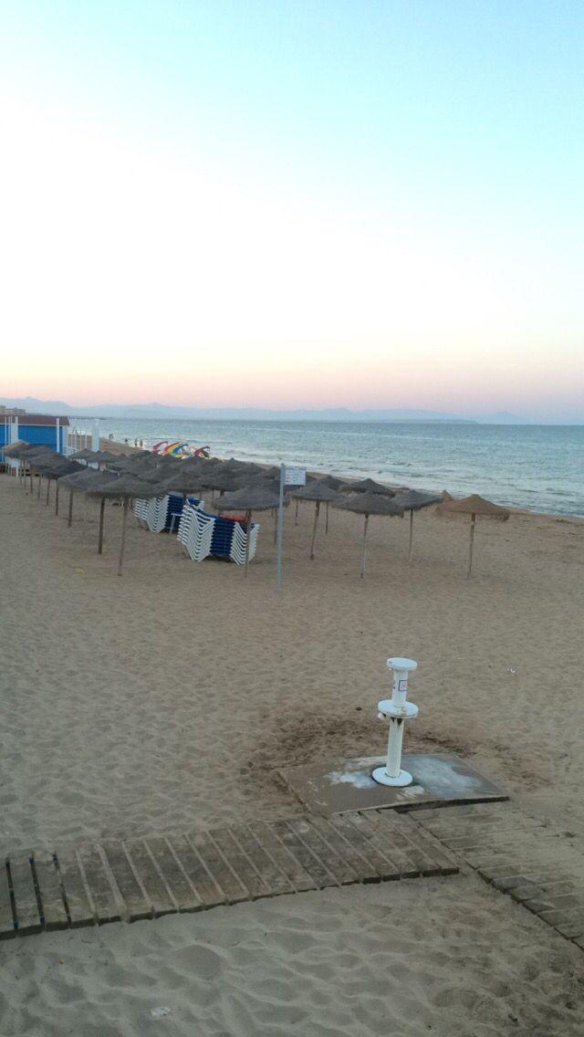 Beach, Spain
