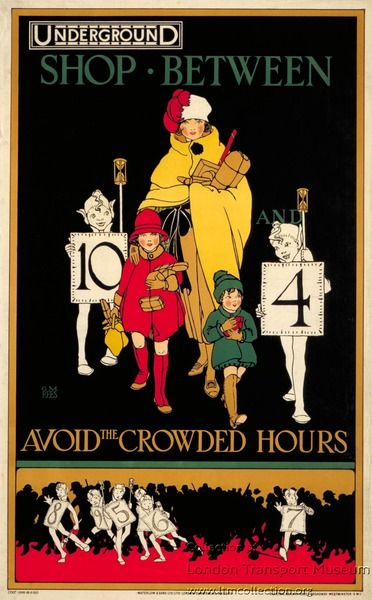 Poster 1983/4/1078 - Poster and Artwork collection online from the London Transport Museum