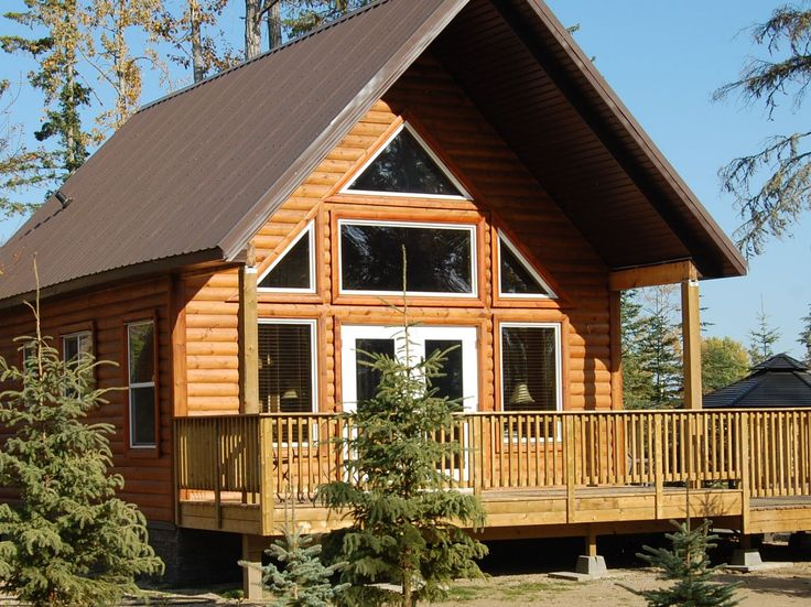 1000 ideas about small log cabin kits on pinterest for Panelized kit homes