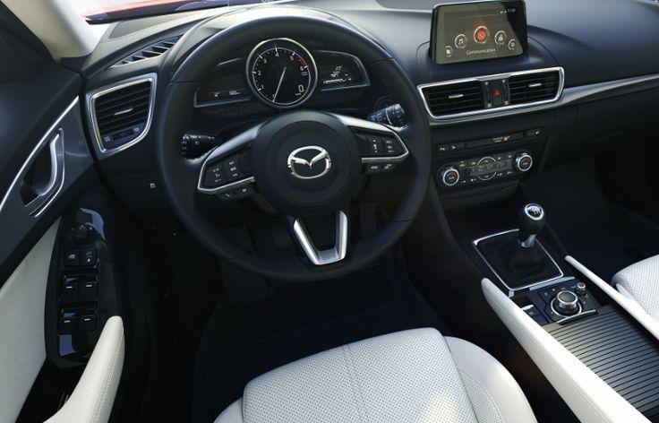 2017 Mazda 3 Sedan iNterior