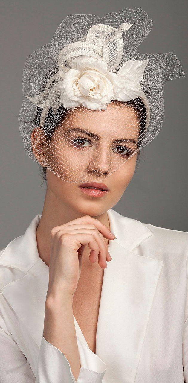 9a6f5c70aae Alternatives to traditional veils. Read blog on modern bridal headpieces.  Bridal fascinators. Not