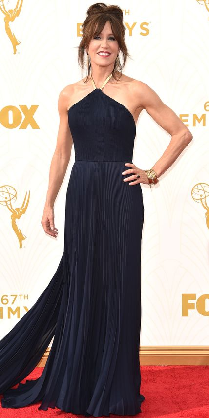 Felicity Huffman in Laura Basci ~ Emmy's 2015