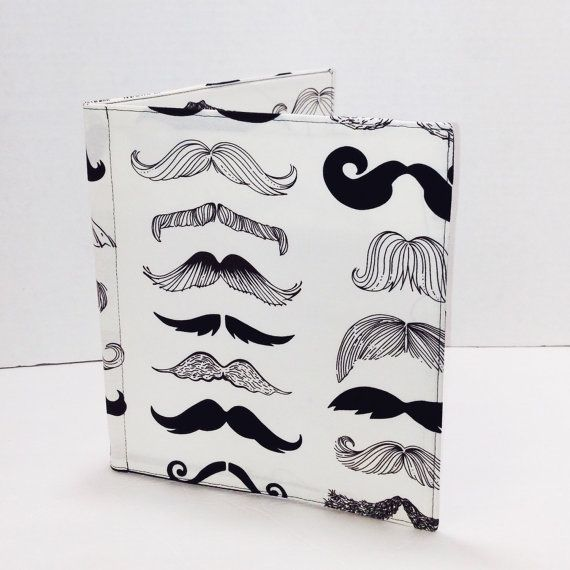 Mustache ministry folder, Sale, magazine and tract holder, JW service organizer, jw ministry folder
