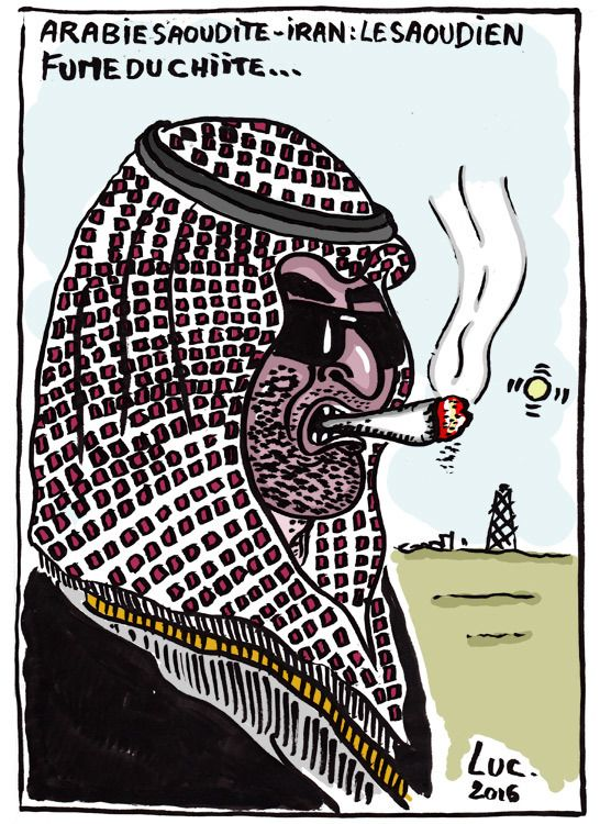 #arabiesaoudite #iran #sunnite #chiite #fume #conflit #croyance #barbarie #moyenageux